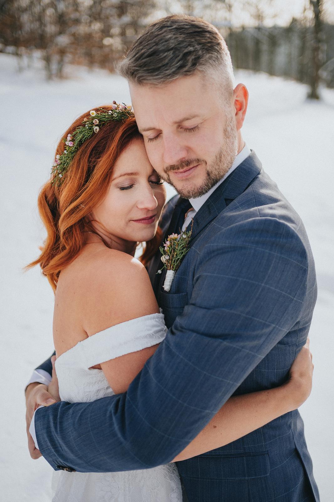 Zimní svatba M&M - Obrázek č. 4