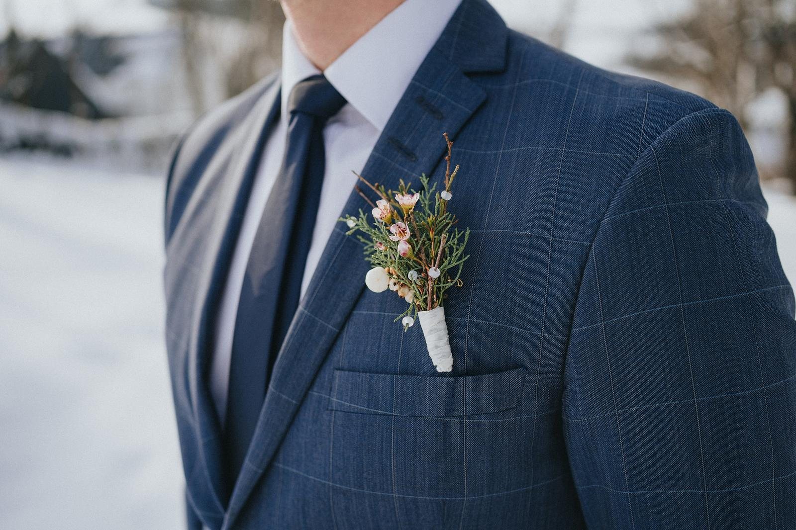 Zimní svatba M&M - Obrázek č. 8