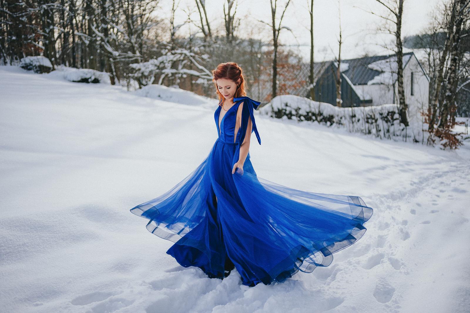 Zimní svatba M&M - Obrázek č. 11