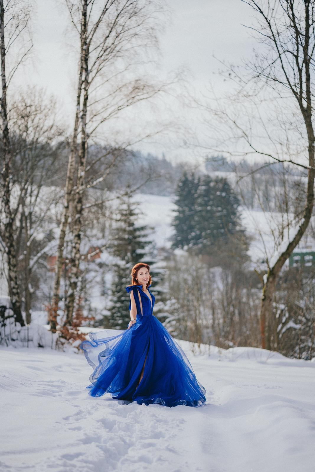 Zimní svatba M&M - Obrázek č. 12