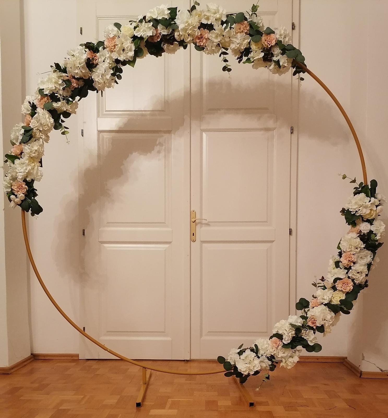 Slávobrána / svadobný kruh - Obrázok č. 1