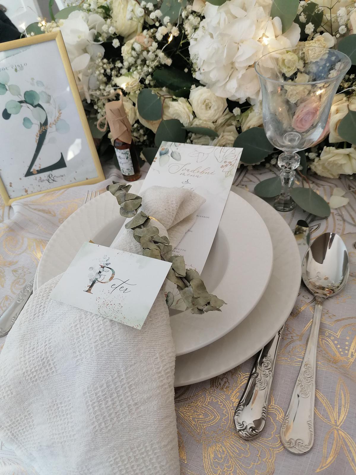 Sušený eukalyptus na svadobnú výzdobu - Obrázok č. 2