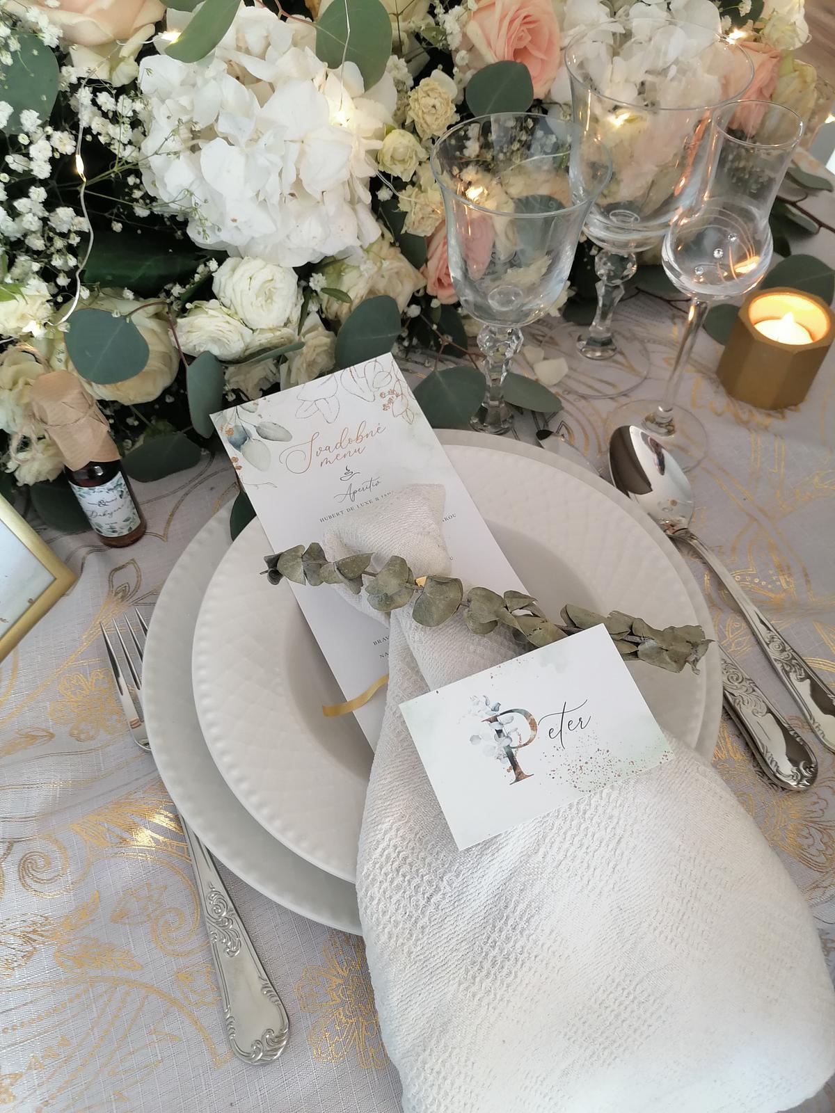 Sušený eukalyptus na svadobnú výzdobu - Obrázok č. 1