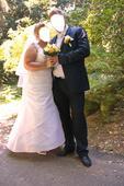 Svadobné šaty v.č. 40-46, 44