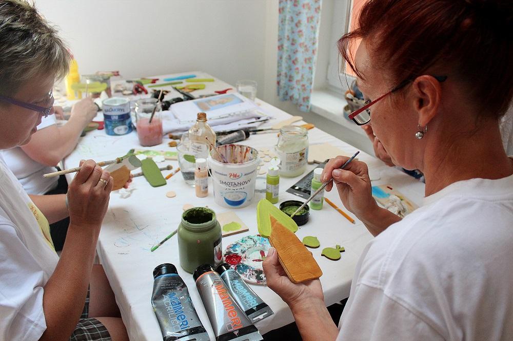 Kurzy malování na dřevo a překližku - Obrázek č. 1