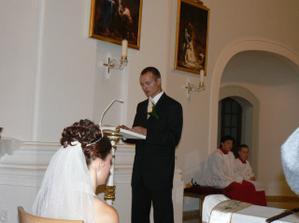Prvé čítanie má manžel...