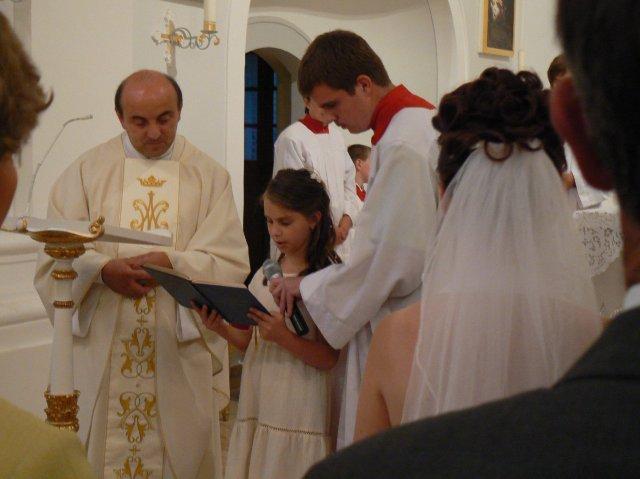 Terka{{_AND_}}Marek - najmladšia sestra čítala prosby