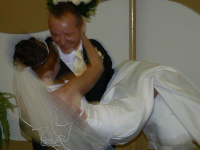 Terka{{_AND_}}Marek - a tanečným krokom si ma manžel odniesol až k stolu...