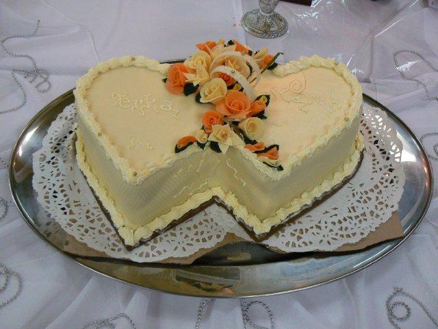 Terka{{_AND_}}Marek - ...svadobná torta...