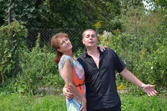 Můj manžel a moje maminka