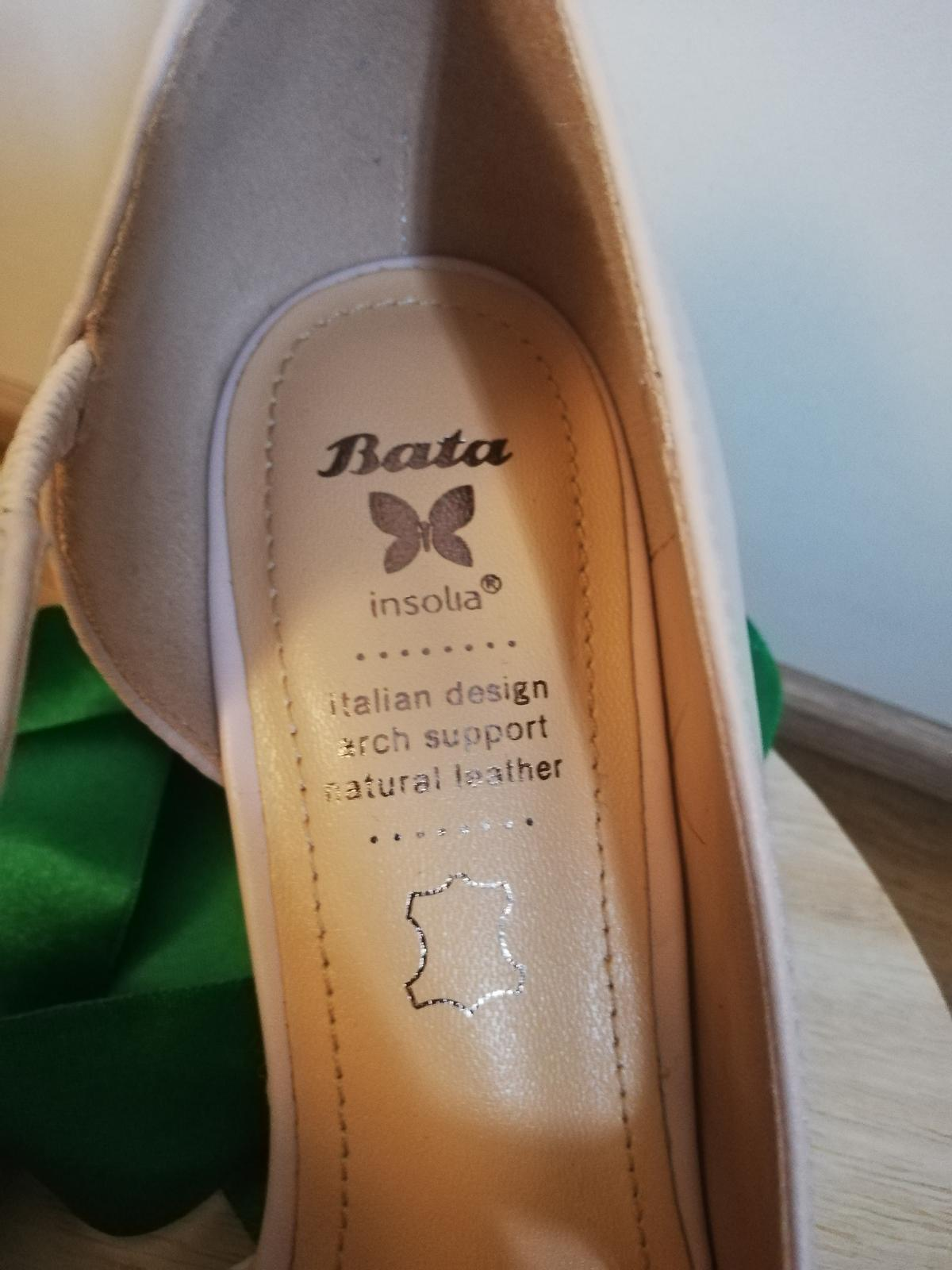 Svatební/polečenské boty - Obrázek č. 3