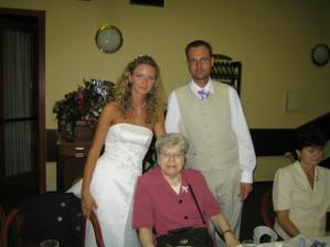 S mou milovanou babickou