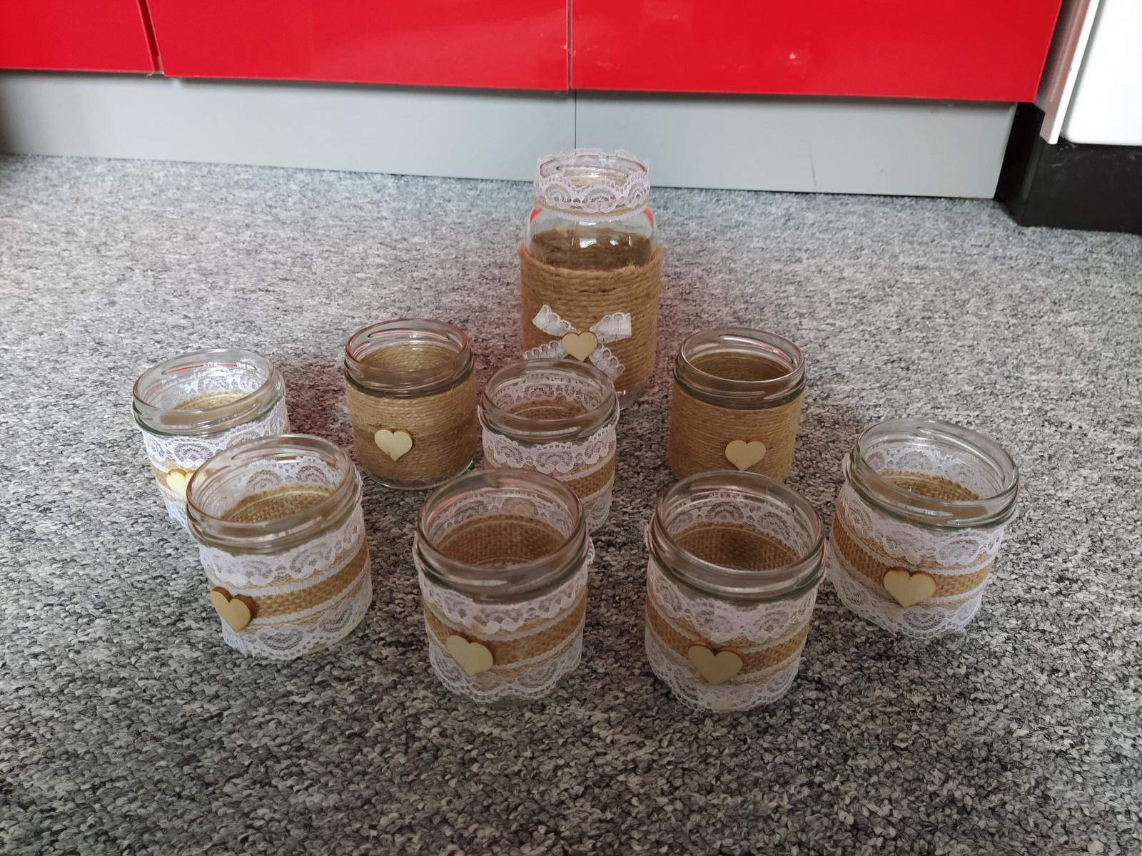 Svicinky na čajové svíčky - Obrázek č. 1