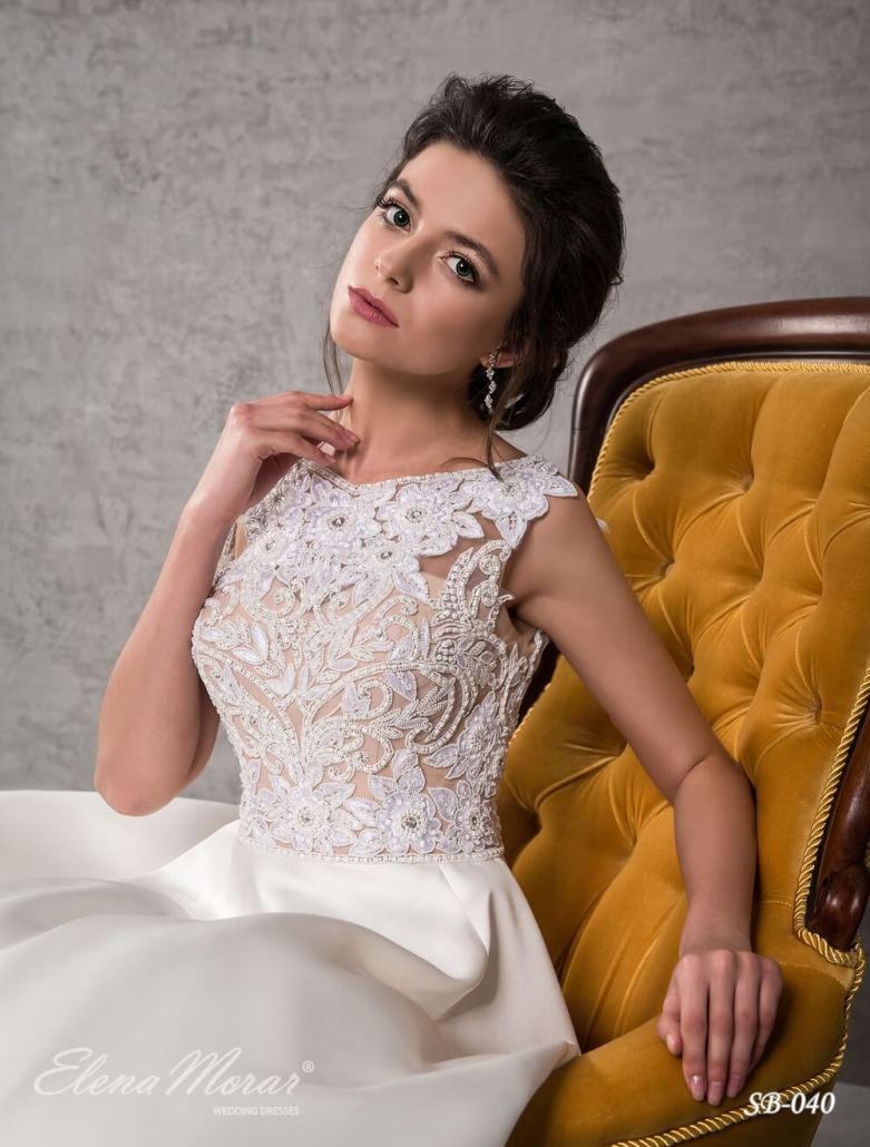 Svadobné šaty Elena Morar - Obrázok č. 2
