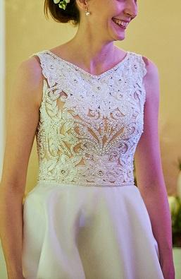 Svadobné šaty Elena Morar - Obrázok č. 3