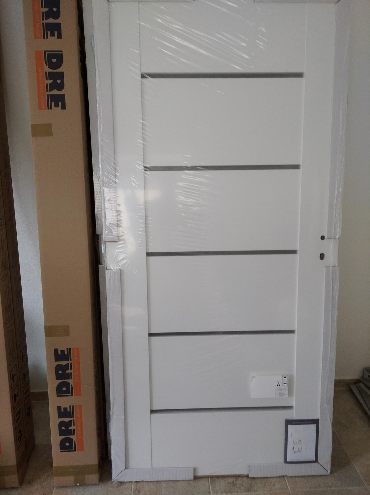 Interiérové dvere DreAuri - Obrázok č. 1