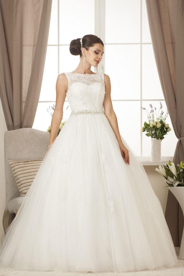 Výpredaj svadobných šiat - Obrázok č. 3