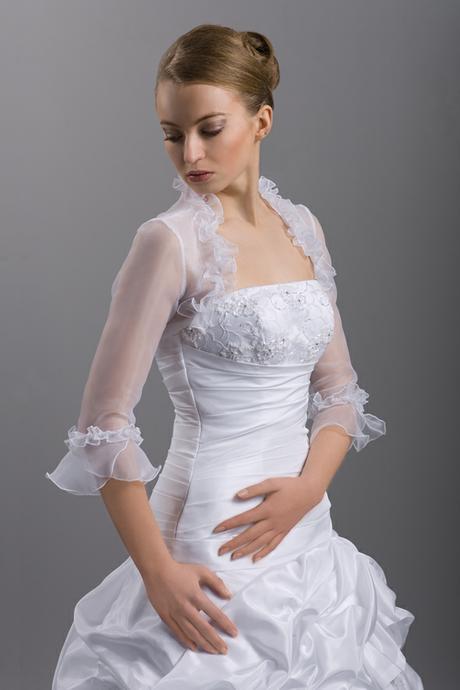 Svadobné bolérko princezná - Obrázok č. 1