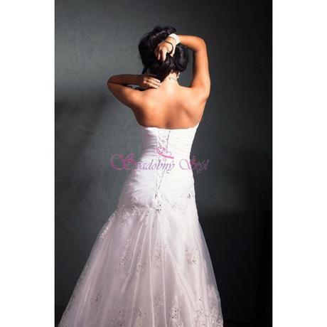 Svadobné šaty - ihneď k odberu - Obrázok č. 2