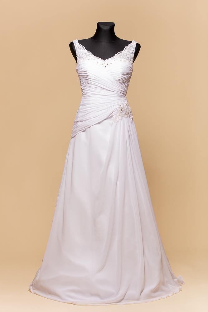 Svadobné šaty Michelle - Obrázok č. 1