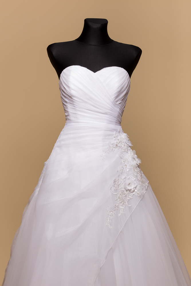 Svadobné šaty Marlen - Obrázok č. 2