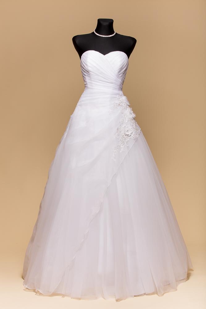 Svadobné šaty Marlen - Obrázok č. 1