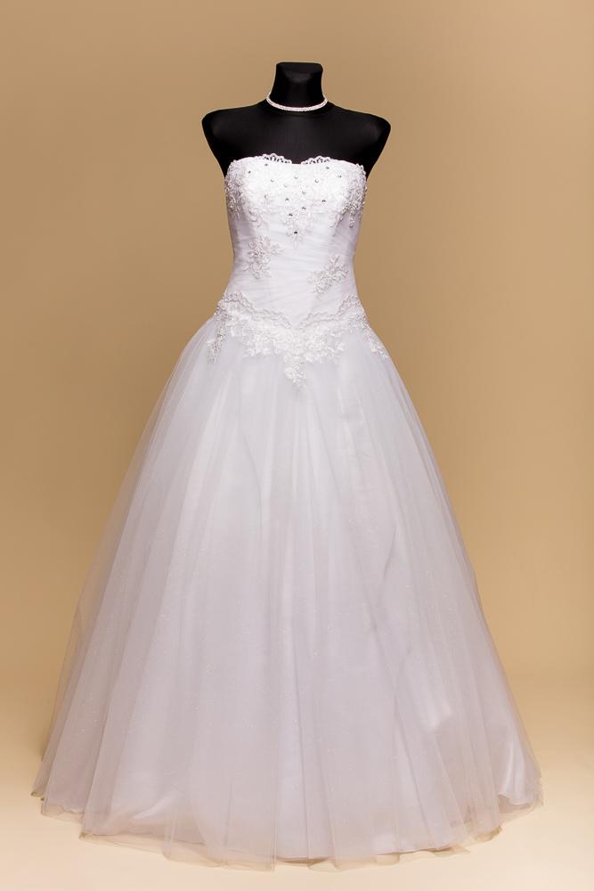 Svadobné šaty Grace - Obrázok č. 2