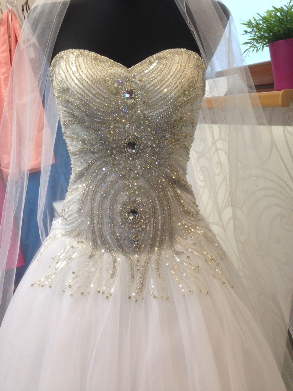 Svadobné šaty Šeherezáda - Obrázok č. 2