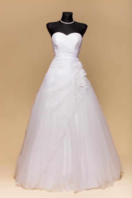 Svadobné šaty Marlen ihneď k odberu - Obrázok č. 1