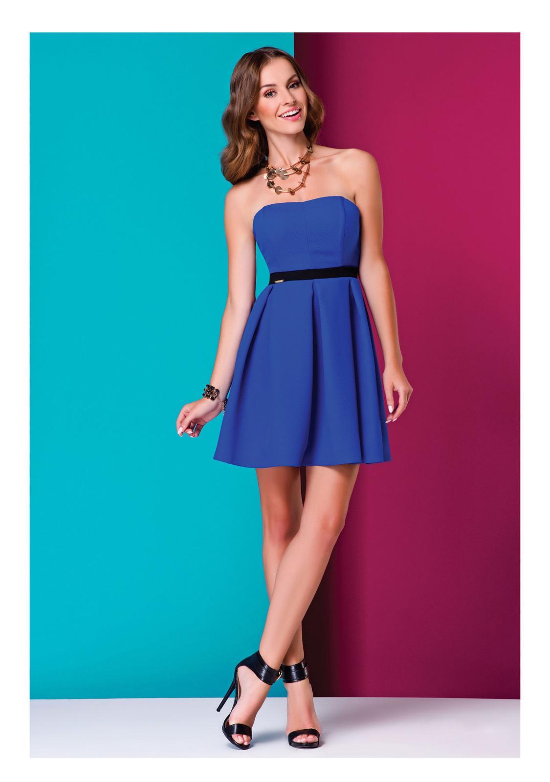 Spoločenské šaty č. 33 - Obrázok č. 1