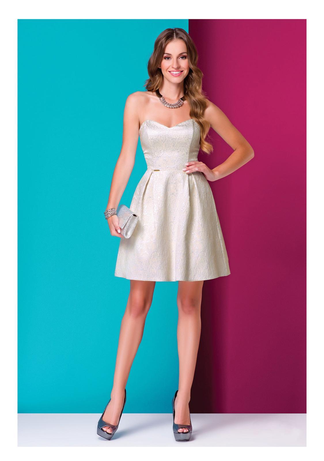 Spoločenské šaty č. 17 - Obrázok č. 1
