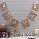Baner LOVE,