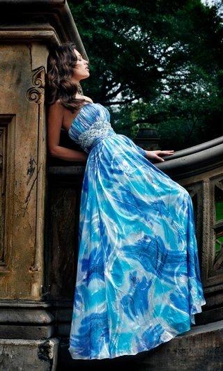 Spoločenské šaty 2 - Obrázok č. 34