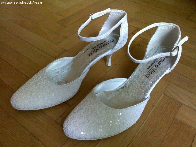 Monika a Roman - moje topánočky