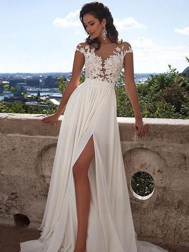 Predam svadobne saty Selena - Milla Nova - Obrázok č. 1