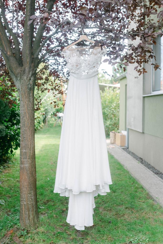 Predam svadobne saty Selena - Milla Nova - Obrázok č. 2