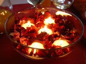a svíčičky...