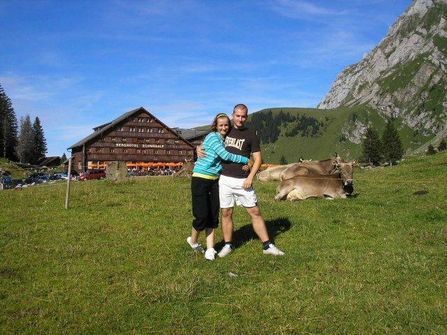zuzana osuchova{{_AND_}}juraj molnar - Švajčiarske Alpy