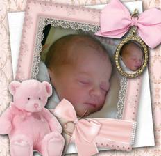 a toto je naša največšia láska-naše slniečko simonka kratko po narodení