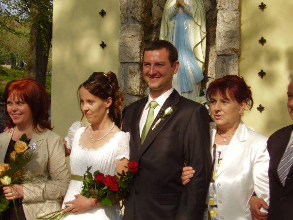 Katarína Klukošová{{_AND_}}Martin Kováčik - s rodicmi
