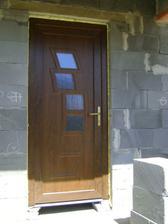 nase vchodove dvere...