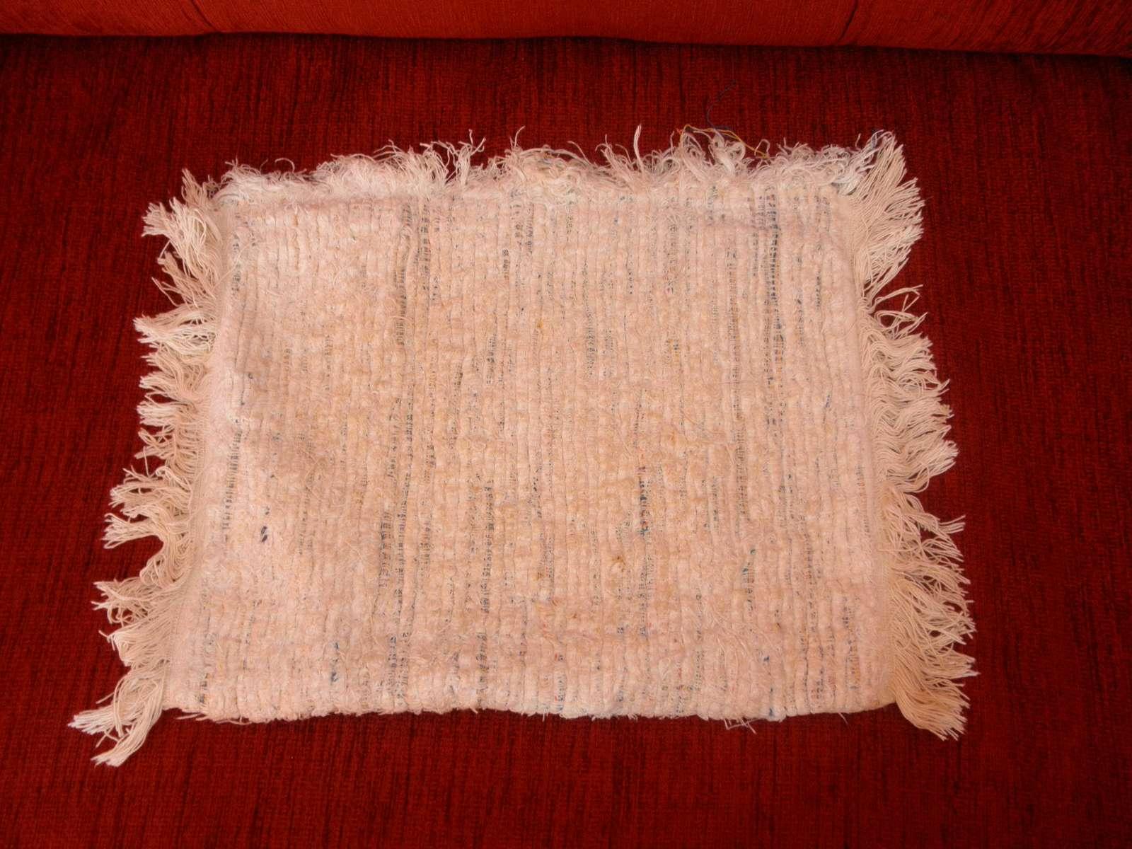 Rucne tkana obliečka na vankus - Obrázok č. 1