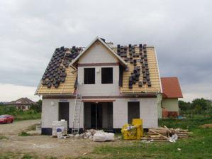 strecha hotova:)