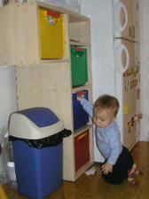 řešení pro tříděný odpad