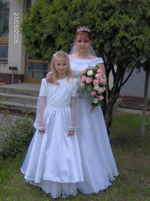 Martina Mojtová{{_AND_}}Anton Adamec - družička Veronika