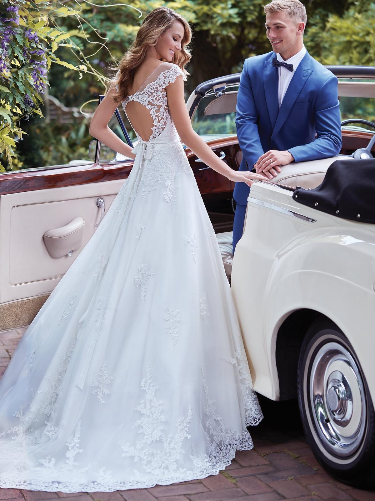 Nové svadobné šaty ♥ KAITLYN ♥ v Nitre - KAITLYN (nová kolekcia)