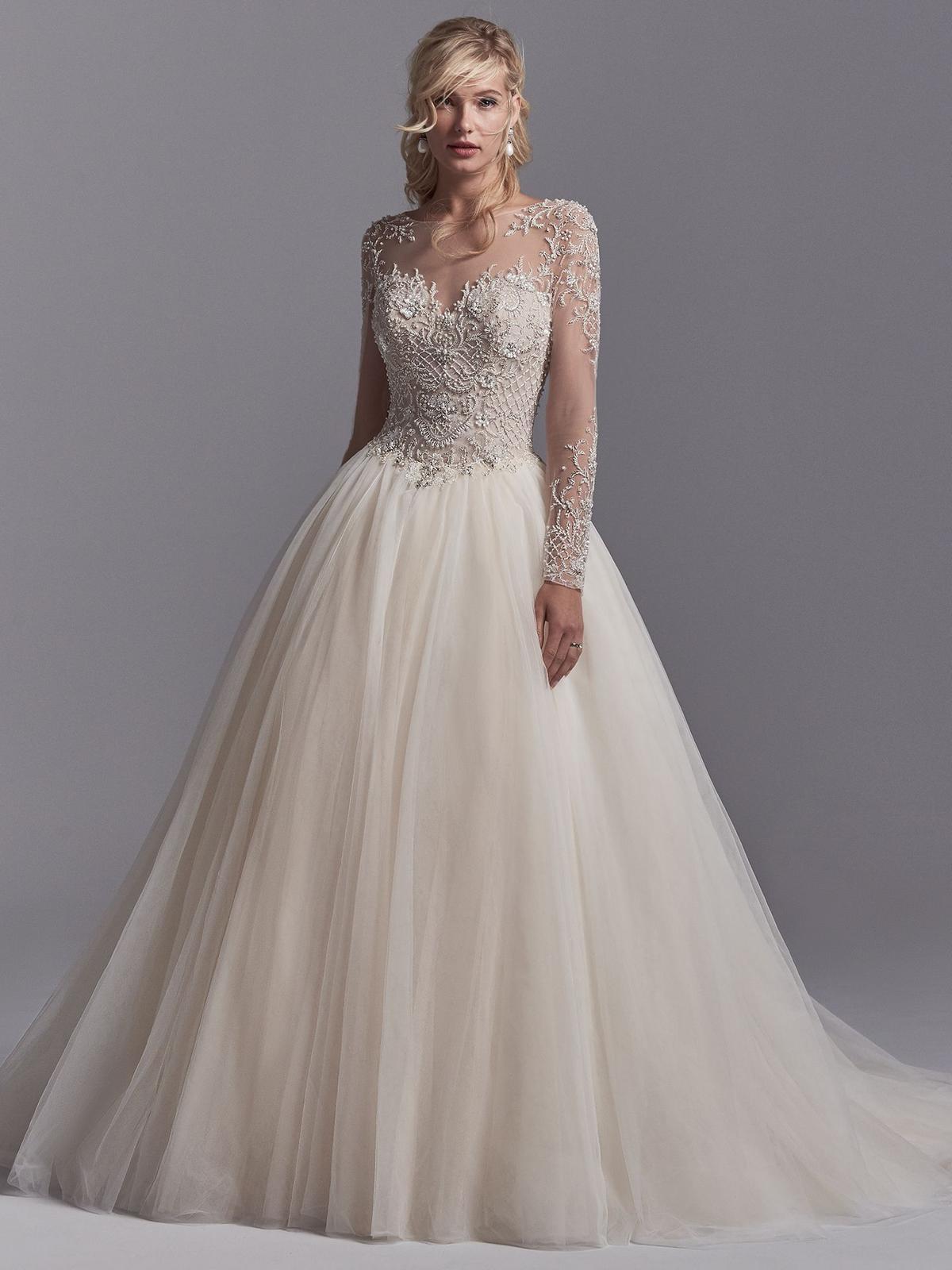 Nový svadobný model ♥ CALVIN ♥ v Nitre - CALVIN (nová kolekcia)