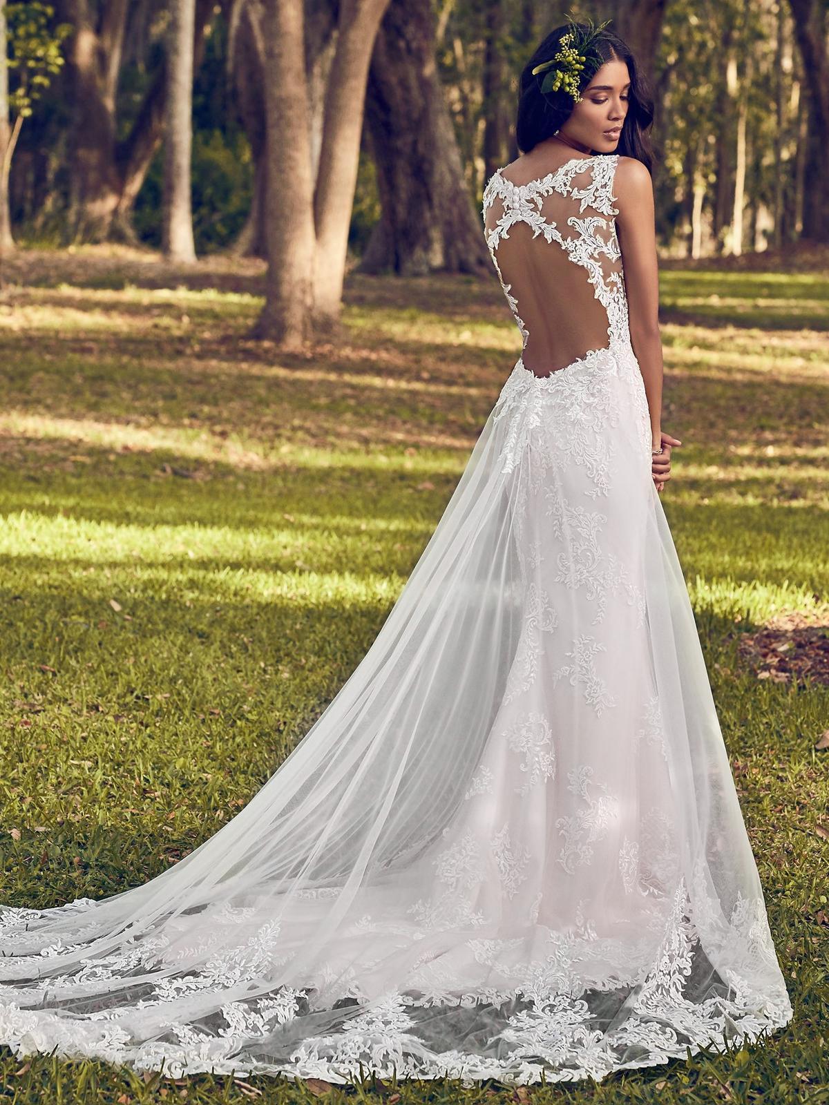 Nové svadobné šaty ♥ BERNADINE ♥ v Nitre - BERNADINE (nová kolekcia)