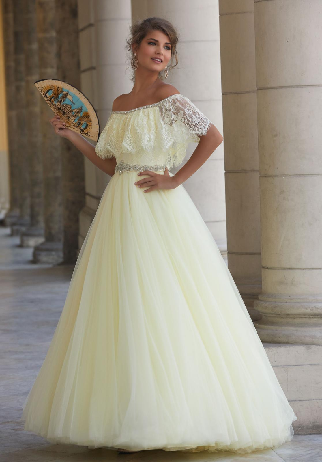 Spoločenské šaty 2018/2019 - Rachel