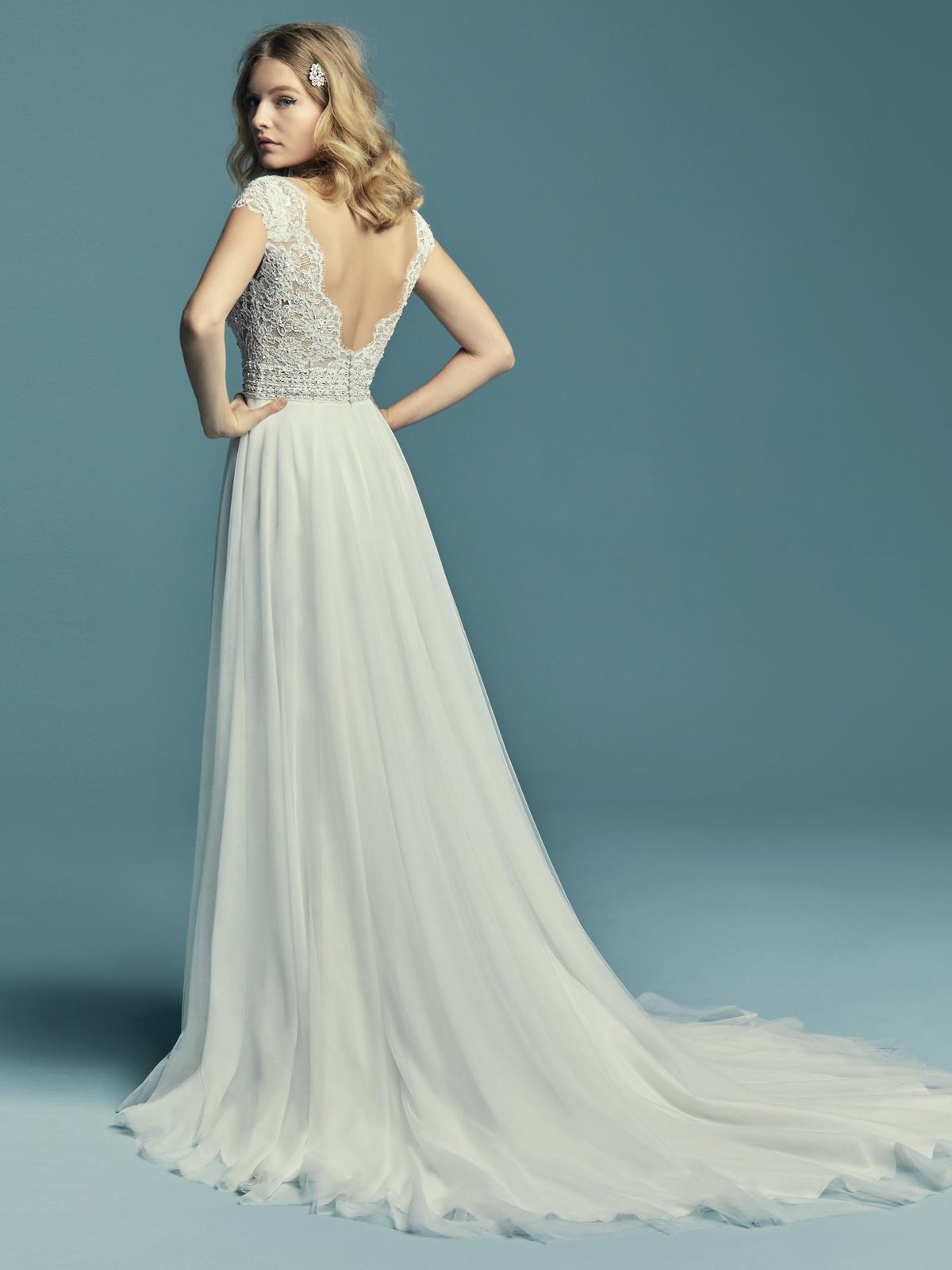 Nové svadobné šaty ♥ MONARCH ♥ v Nitre - svadobné šaty MONARCH
